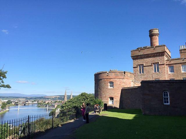 因弗尼斯城堡