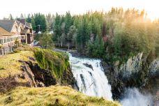 斯诺夸尔米瀑布-西雅图-doris圈圈
