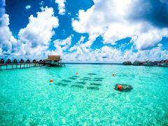 小众海岛度假,马尔代夫休闲5日游