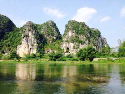 Sanli Yangdu Scenic Area