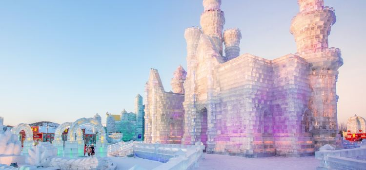 Harbin Ice and Snow World1