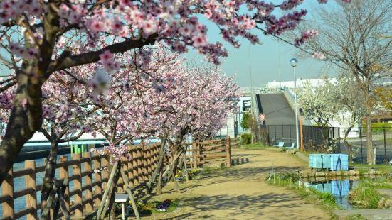 Waterside Promenade Uozaki (Kobe City Architectural Department West Water Environment Center)