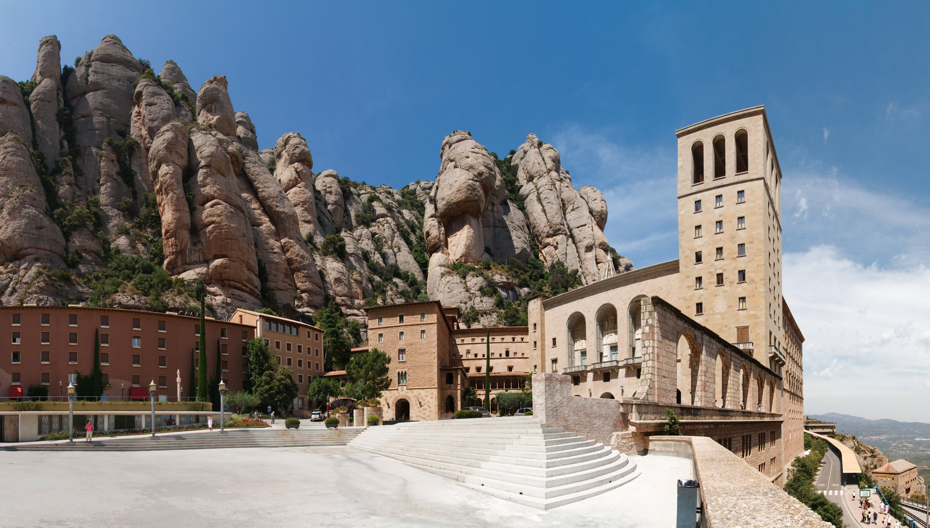 Montserrat and Cava Trail Day Trip from Barcelon
