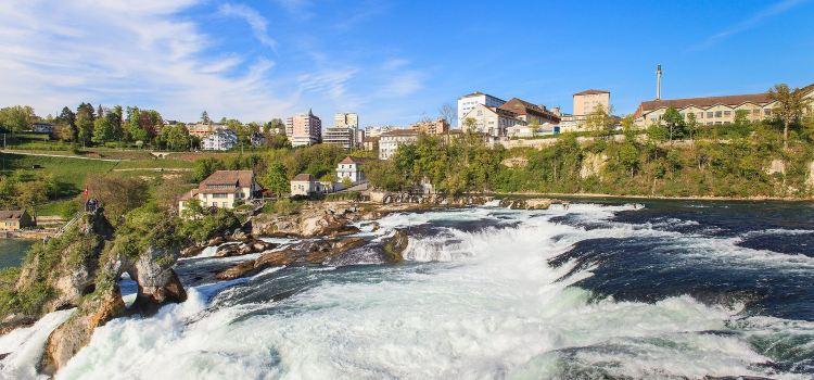 Rhine Falls1