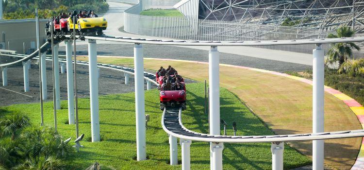 Ferrari World Abu Dhabi3