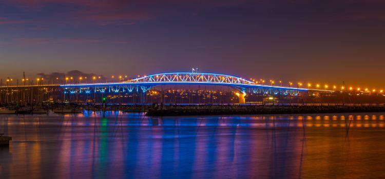 Auckland Harbour Bridge2
