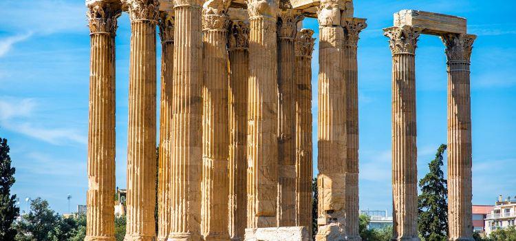 奧林匹亞宙斯神殿1