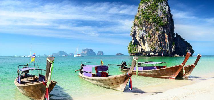 PhraNang Cave Beach1