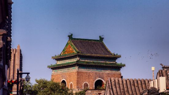 Bell and Drum Tower