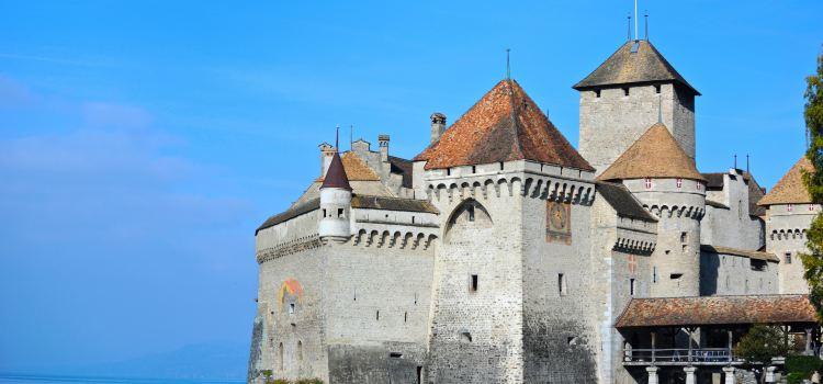 西庸城堡1