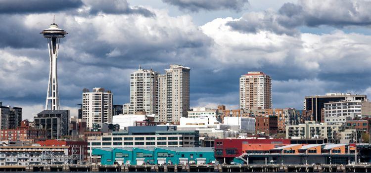 西雅圖碼頭區1