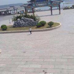 위산호천도습지관광지 여행 사진