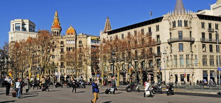 Plaça de Catalunya1