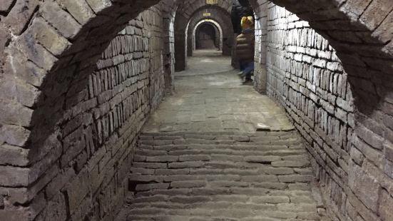 Songliao Bianguan Gu Tunnel