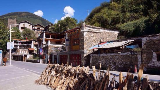 卓克基嘉絨藏族文化旅遊區