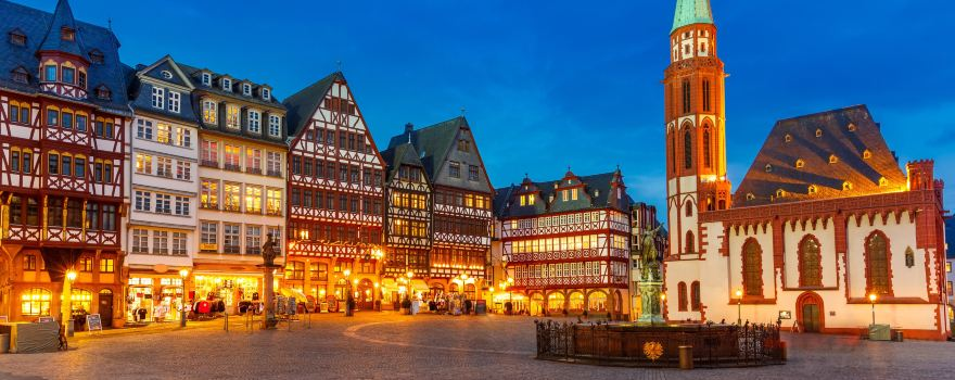 Frankfurt's Cathedrals and Churches