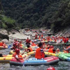 Longwangshan Canyon Rafting User Photo