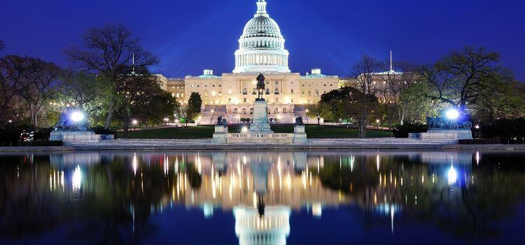 美國國會大廈1