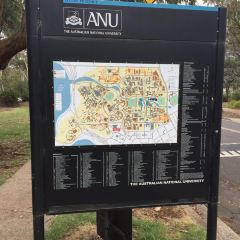 Australian National University User Photo