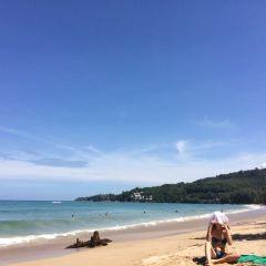 카말라 해변 여행 사진