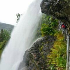 Steinsdalsfossen Waterfall User Photo