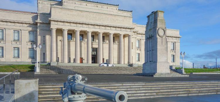 Auckland War Memorial Museum1