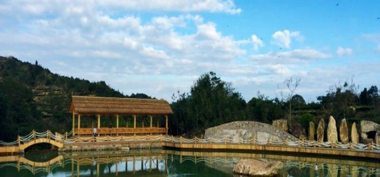 Hanshan Ecological Tourism Resort1