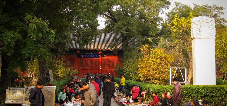 Beijing Baoguo Temple2