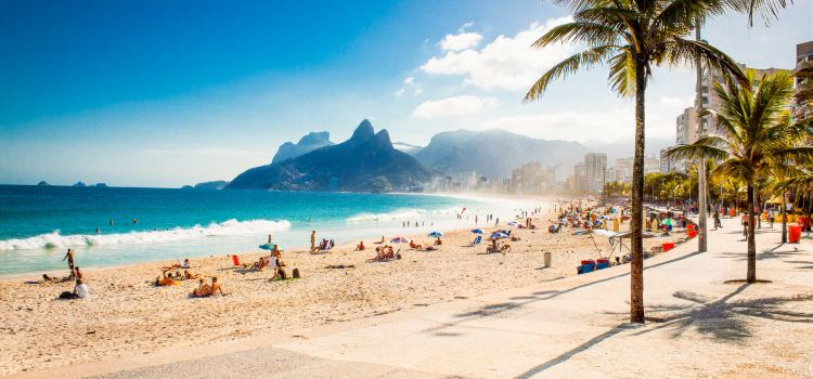 nieuwe specials beste online nieuwe hoge kwaliteit Ipanema Beach | Tickets, Deals, Reviews, Family Holidays ...