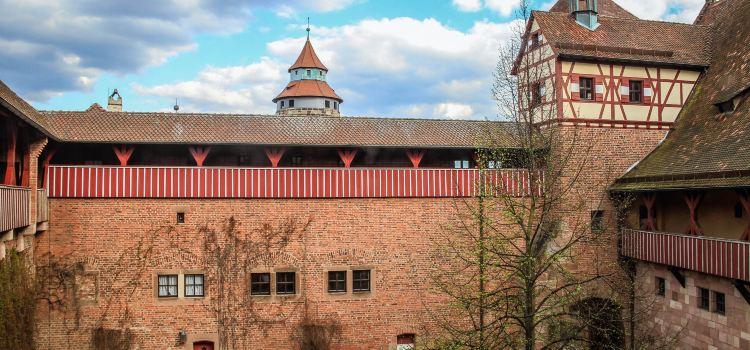 Imperial Castle of Nuremberg1