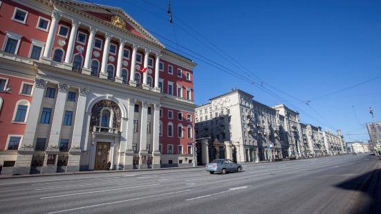 ulitsa Tverskaya