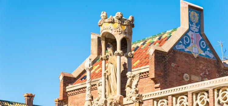 Recinte Modernista de Sant Pau3