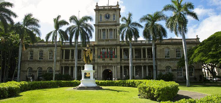 Iolani Palace3