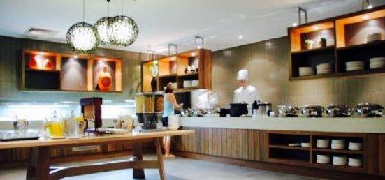 Mizuna Restaurant - Novotel Oasis Cairns Resort