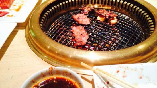 Yakiniku (Grilled meat) no Koga