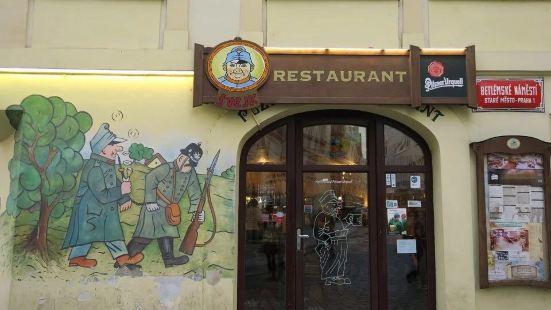 Svejk restaurant U Karla - Uhrineves