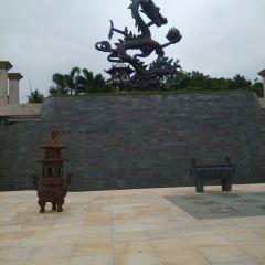 싼야 워톈탕 테마 놀이공원 여행 사진