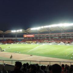 Qinhuangdao Olympic Sports Center Stadium User Photo