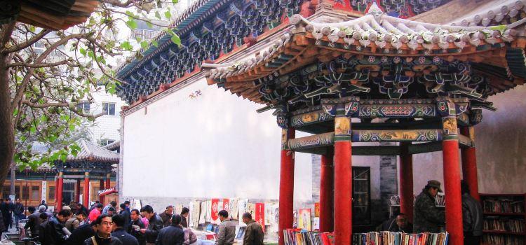 란저우 성황묘2