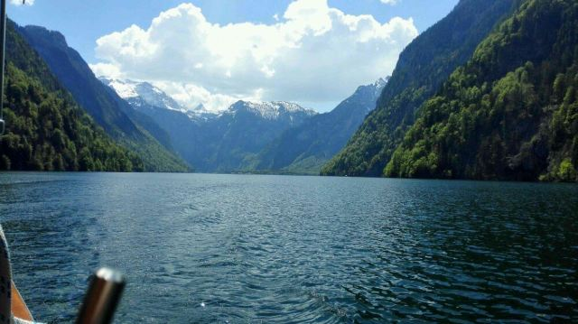 King's Lake (Königssee)