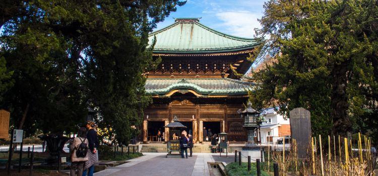 Kencho-ji Temple1