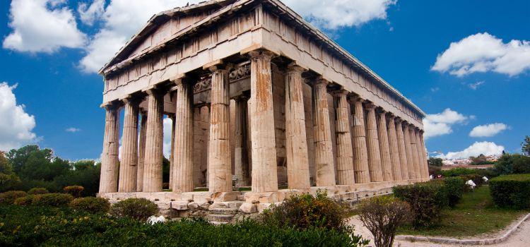 赫菲斯托斯神廟3