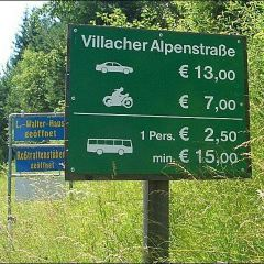 Villacher Alpenstrasse User Photo