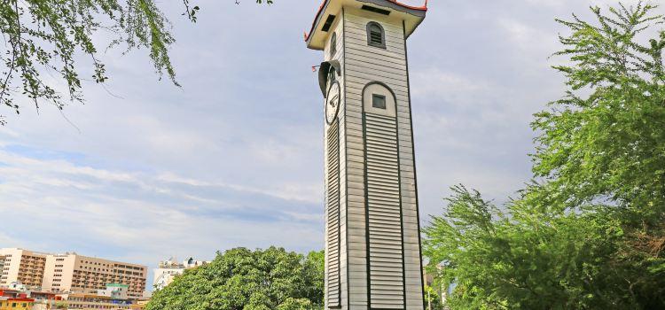 Atkinson Clock Tower2