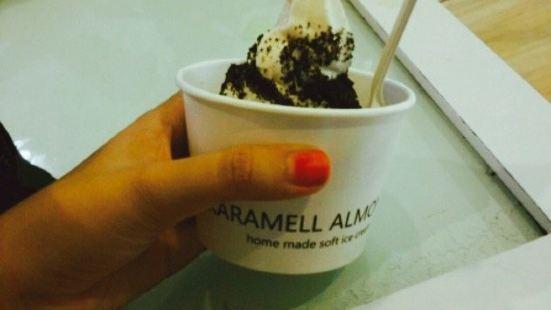 Karamell Almondo
