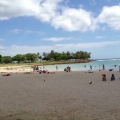 Ala Moana Beach Park User Photo