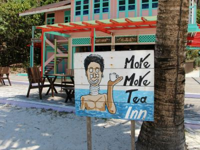 More More Tea Inn Travel