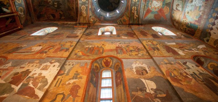 Cathedral of the Archangel (Arkhangelsky Sobor)2