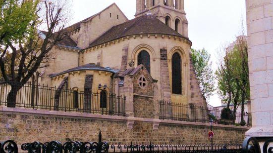 サン ピエール教会(モンマルトル)