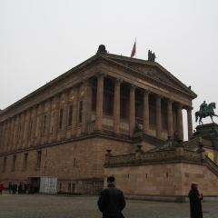 The National Gallery in Berlin User Photo